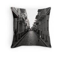 SAN JUAN GONZALO Throw Pillow