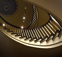 Staircase by cclaude