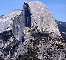 Half Dome, Yosemite by Laurie Puglia