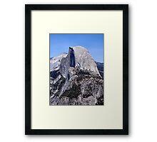 Half Dome, Yosemite Framed Print