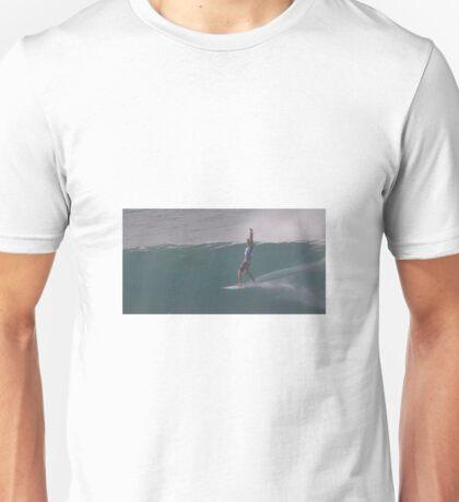 Julian Wilson Pipeline Hawaii Unisex T-Shirt