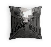 SAN JUAN GOBERNACION Throw Pillow