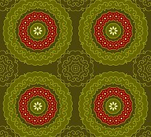 Indian pattern by SIR13