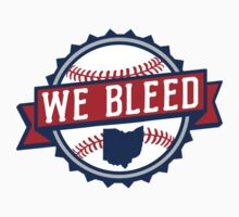 We Bleed Ohio Baseball by WeBleedOhio