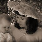 50's mother & child by Adriana Glackin