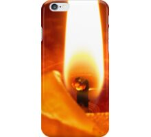 Candle Flame iPhone Case/Skin