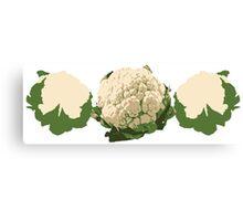 Cauliflower... Canvas Print