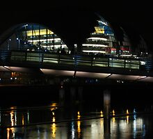 Sage Gateshead by Jackie Wilson