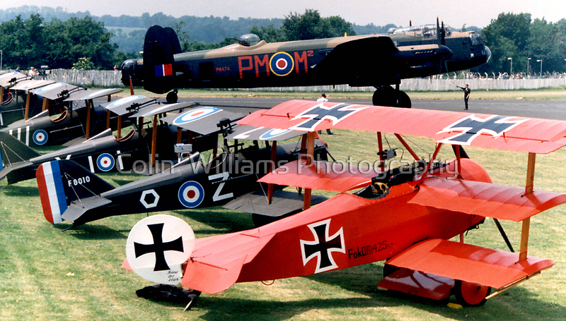 Biggen Hill in the Summer of 1992 by Colin  Williams Photography