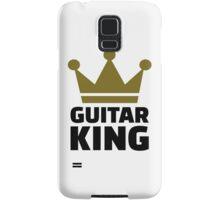 Guitar King crown Samsung Galaxy Case/Skin