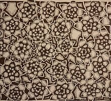Pattern in Ink by tonyarama