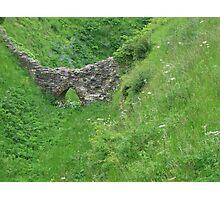 Castle Arch - Helmsley Castle Photographic Print