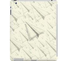 Paper Airplane 99 iPad Case/Skin