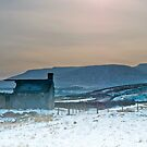 Ruin near Ingleborough by Stephen Knowles
