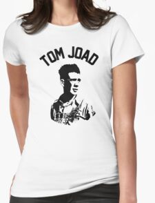 Tom Joad Womens Fitted T-Shirt
