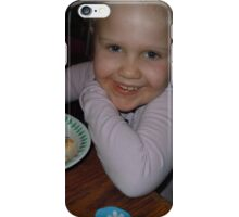 OUR LITTLE BLOND BOMBER iPhone Case/Skin