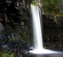 Pontneddefchan falls #2 by igotmeacanon