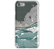 Rough Seas  iPhone Case/Skin