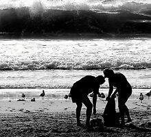 beachcombers by wasto