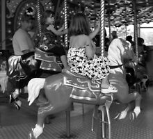 Carousel Ride by JuliaWright