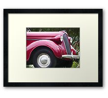 She's a Beauty Framed Print
