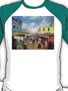 CITY - NY - The Bowery 1900 T-Shirt