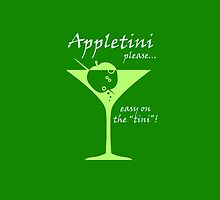 Appletini by Uwaki