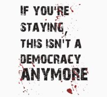 Kill Democracy by rey36