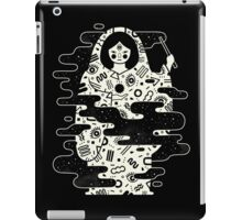 The Magician: Black Magic iPad Case/Skin