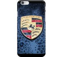 Porsche Badge iPhone Case/Skin