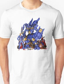 12th Doctor with Dalek Buster T-Shirt