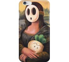 Mona Shyguy iPhone Case/Skin