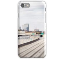 Closed Downtown Connector iPhone Case/Skin