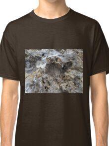 The  STONE  WOLF  ARISING. Classic T-Shirt