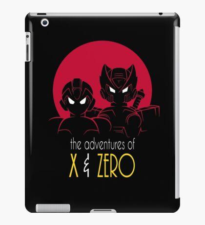 The Adventures of X & Zero iPad Case/Skin