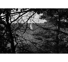 Passing Through Photographic Print