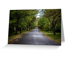 Hill End 2 Greeting Card