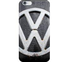 VW Kombi Badge #2 iPhone Case/Skin