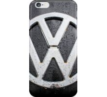VW Kombi Badge #2 iPhone Case/Skin
