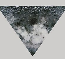 Moon Triangle by PaperStreet