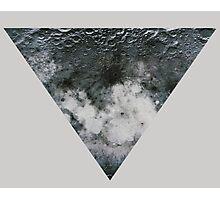 Moon Triangle Photographic Print