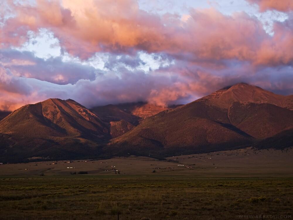 Morning Glow by Angela  Ardis