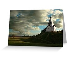 Farley Mount Monument Greeting Card