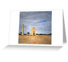 Moonta Mines Greeting Card