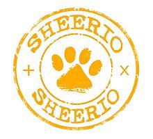 Ed Sheeran - Sheerio by jeanmafuentes