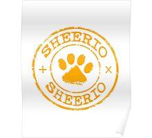 Ed Sheeran - Sheerio Poster