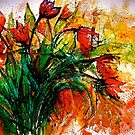 Flowers...Tulips by © Janis Zroback