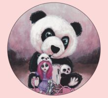 Candie and Panda Kids Clothes