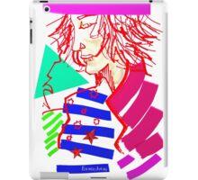 Carnaval Profile! iPad Case/Skin