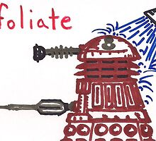 Dalek  by SteveHanna